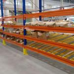 Estante flow rack